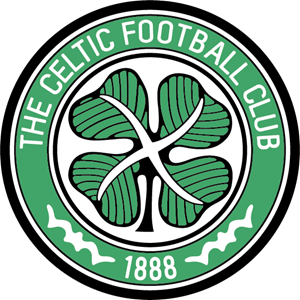 Celtic FC Glasgow 80's Logo Vector