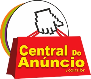 central do anuncio Logo Vector
