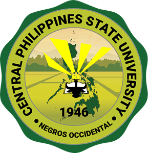 CENTRAL PHILIPPINES STATE UNIVERSITY Logo Vector