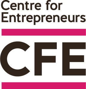 Centre for Entrepreneurs Logo Vector