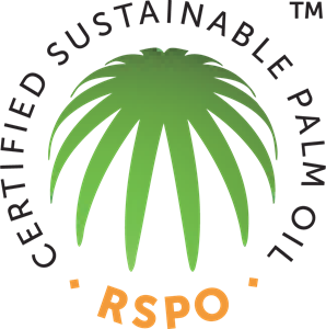 Certified Sustainable Palm Oil RSPO Logo Vector
