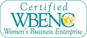 Certified WBENC Women's Business Enterprise Logo Vector