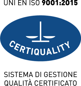 Certiquality ISO 9001:2015 Logo Vector