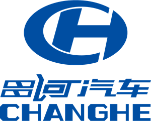 Changhe Boxed Logo Vector