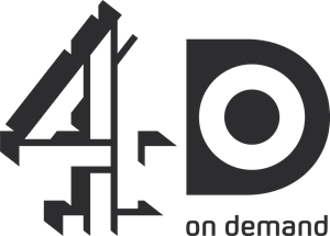 Channel 4 On Demand Logo Vector
