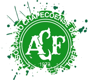 Chapecoense Splash Logo Vector