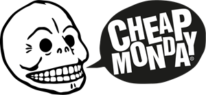 Cheap Monday Logo Vector