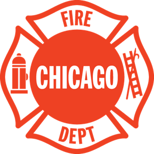 Chicago Fire Department Logo Vector