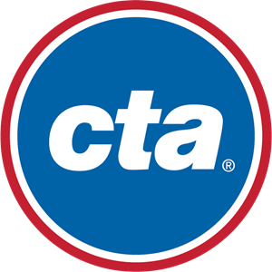 Chicago Transit Authority (CTA) Logo Vector