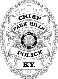 Chief Park Hills Kentucky Logo Vector