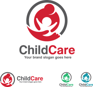 child care Logo Vector