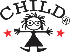Child Skate Logo Vector
