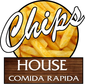 CHIPS HOUSE Logo Vector