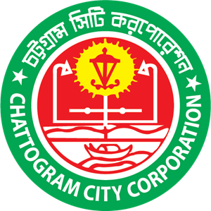 Chittagong City Corporation Logo Vector