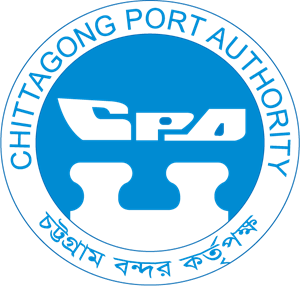 Chittagong Port Authority Logo Vector
