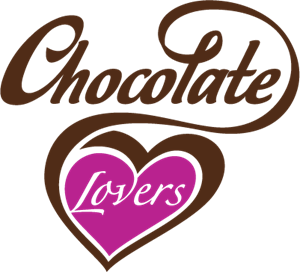 Chocolate Lovers Logo Vector