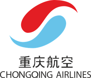 Chongqing Airlines Logo Vector