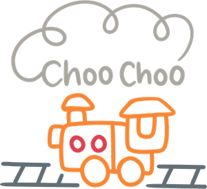 CHOO CHOO TRAIN Logo Vector