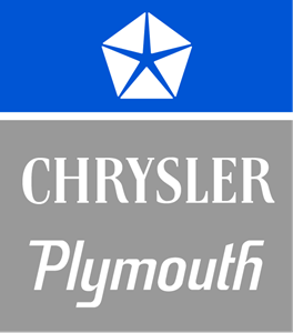 Chrysler Plymouth 1995 Logo Vector
