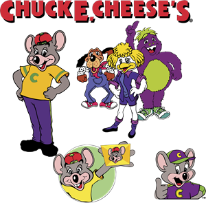 Chuck E. Cheese's Logo Vector