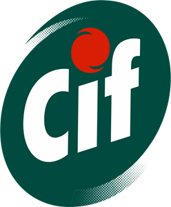 Cif Cleaner Logo Vector