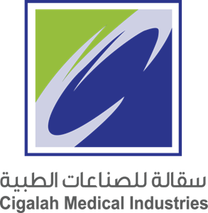 Cigalah Medical Industries Logo Vector