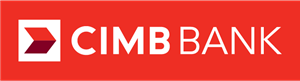 CIMB Bank Reversed Logo Vector
