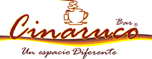 Cinaruco Bar Logo Vector