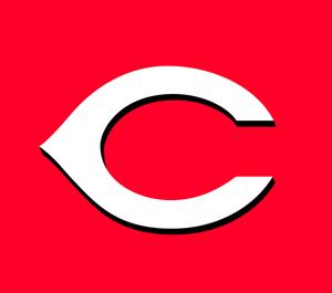 37ec0b9b653 Cincinnati Reds Cap Insignia Logo