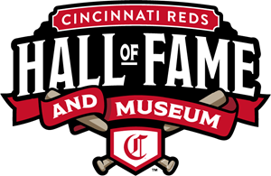 Cincinnati Reds Hall of Fame and Museum Logo Vector