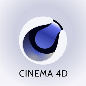 Cinema 4D Logo Vector