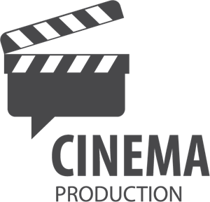 Cinema Production Logo Vector