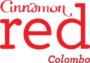 Cinnamon Red Colombo Logo Vector