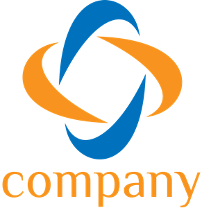 Circle Corporate Business Logo Vector