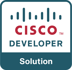 Cisco Developer Solution Logo Vector