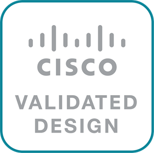 Cisco Validated Design Logo Vector