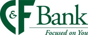 Citizens and Farmers Bank (C&F Bank) Logo Vector