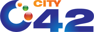 City 42 Logo Vector
