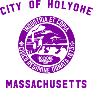 City of Holyoke Logo Vector