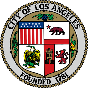 City of Los Angeles Logo Vector