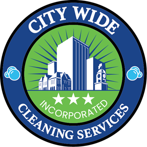 City Wide Cleaning Services Logo Vector