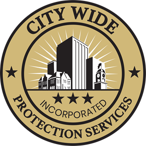 City Wide Protection Services Logo Vector