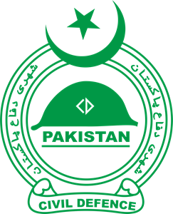 Civil Defence Pakistan Logo Vector