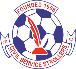 Civil Service Strollers FC Logo Vector