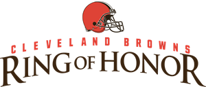 Cleveland Browns Ring of Honor Logo Vector