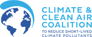 Climate and Clean Air Coalition Logo Vector