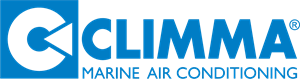 Climma Marine Air Conditioning Logo Vector