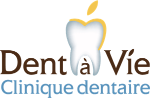 Clinique Dentaire Dent à Vie Logo Vector