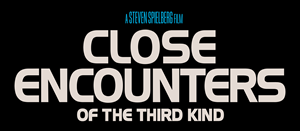 Close Encounters of the Third Kind Logo Vector