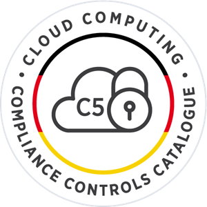 Cloud Computing Compliance Controls Catalogue (C5) Logo Vector